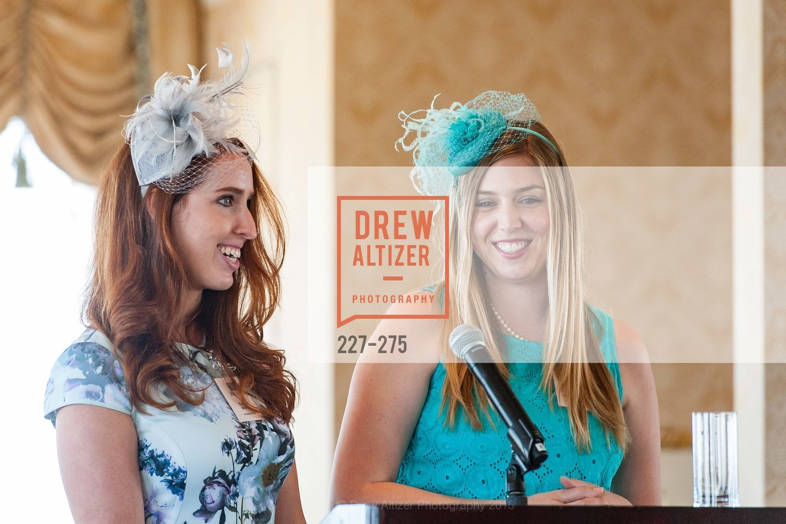 Casey Green, Alyssa Nordstrom, Spinsters of San Francisco New Member Tea 2015, The Fairmont Hotel, Crown Room. 950 Mason Street, August 30th, 2015,Drew Altizer, Drew Altizer Photography, full-service agency, private events, San Francisco photographer, photographer california