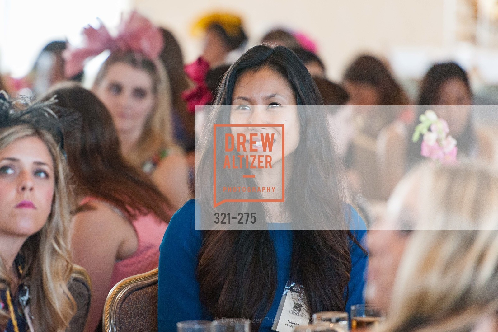 Melissa Aphayrath, Spinsters of San Francisco New Member Tea 2015, The Fairmont Hotel, Crown Room. 950 Mason Street, August 30th, 2015,Drew Altizer, Drew Altizer Photography, full-service agency, private events, San Francisco photographer, photographer california