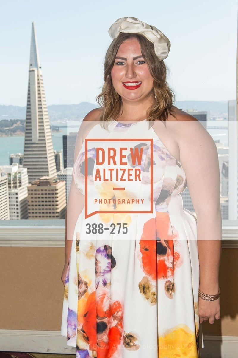 Annie Benisch, Spinsters of San Francisco New Member Tea 2015, The Fairmont Hotel, Crown Room. 950 Mason Street, August 30th, 2015,Drew Altizer, Drew Altizer Photography, full-service agency, private events, San Francisco photographer, photographer california