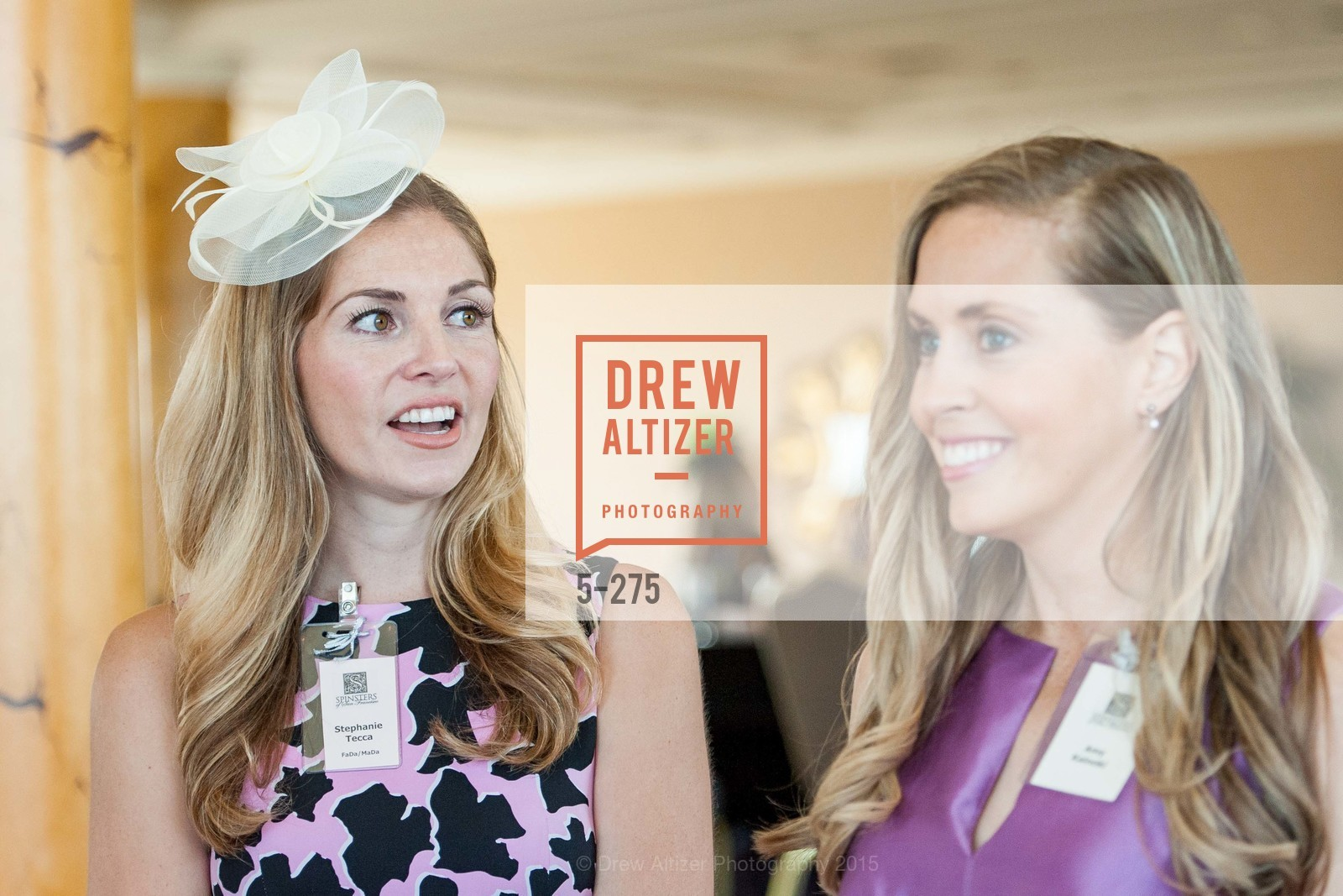 Stephanie Tecca, Amy Kalnoki, Spinsters of San Francisco New Member Tea 2015, The Fairmont Hotel, Crown Room. 950 Mason Street, August 30th, 2015,Drew Altizer, Drew Altizer Photography, full-service agency, private events, San Francisco photographer, photographer california