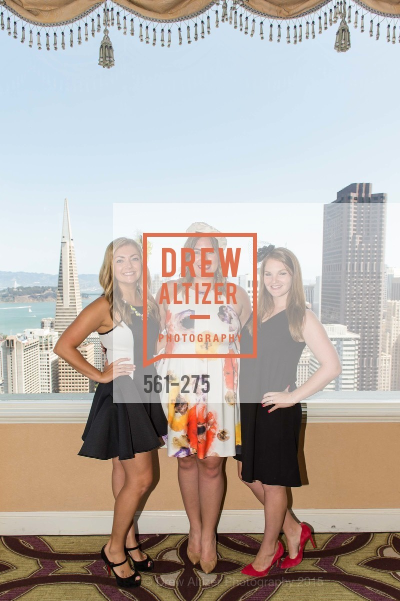 Liberty Kikerpill, Annie Benisch, Jamie Lee Taylor, Spinsters of San Francisco New Member Tea 2015, The Fairmont Hotel, Crown Room. 950 Mason Street, August 30th, 2015,Drew Altizer, Drew Altizer Photography, full-service agency, private events, San Francisco photographer, photographer california