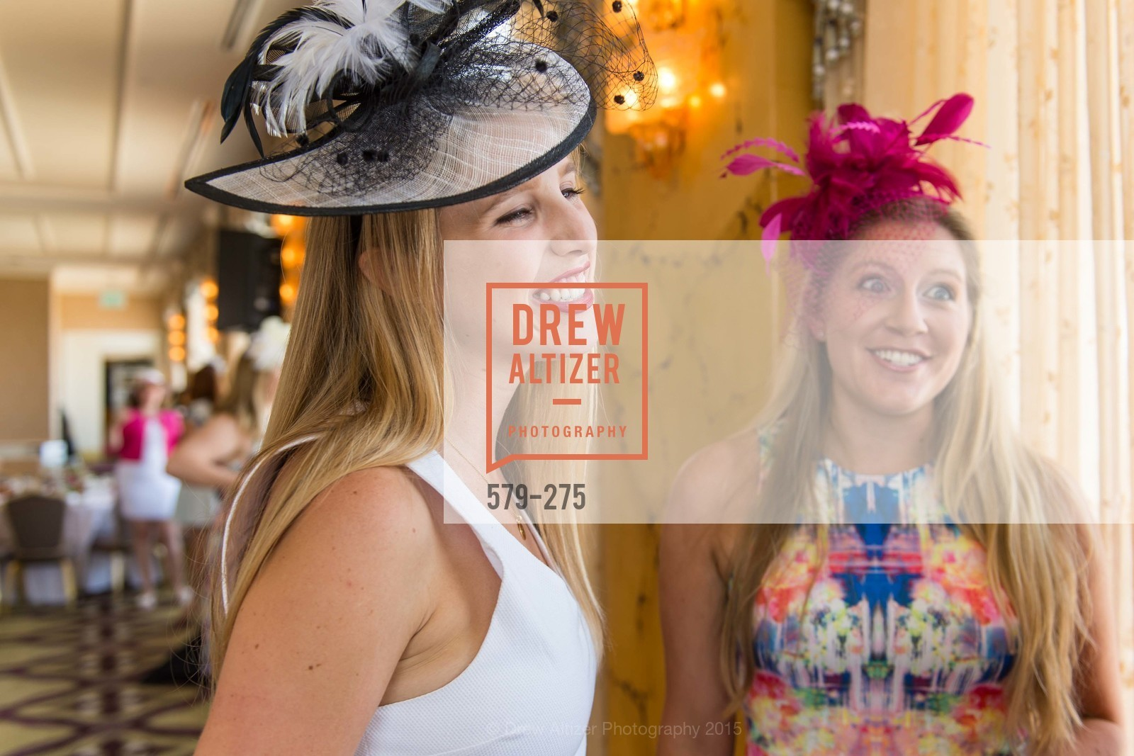 Courtney Costello, Eve Denton, Spinsters of San Francisco New Member Tea 2015, The Fairmont Hotel, Crown Room. 950 Mason Street, August 30th, 2015,Drew Altizer, Drew Altizer Photography, full-service agency, private events, San Francisco photographer, photographer california