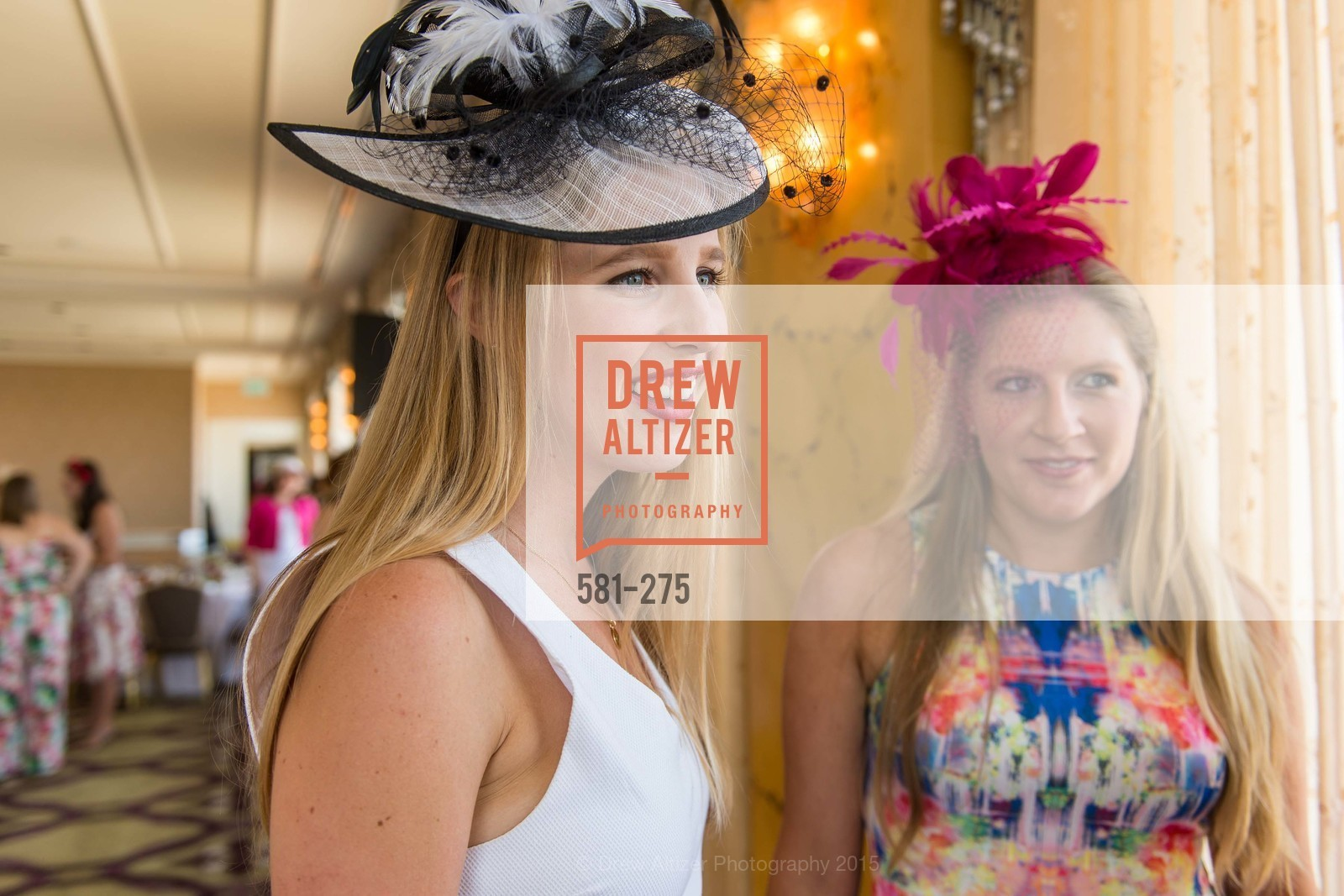Courtney Costello, Eve Denton, Spinsters of San Francisco New Member Tea 2015, The Fairmont Hotel, Crown Room. 950 Mason Street, August 30th, 2015,Drew Altizer, Drew Altizer Photography, full-service event agency, private events, San Francisco photographer, photographer California