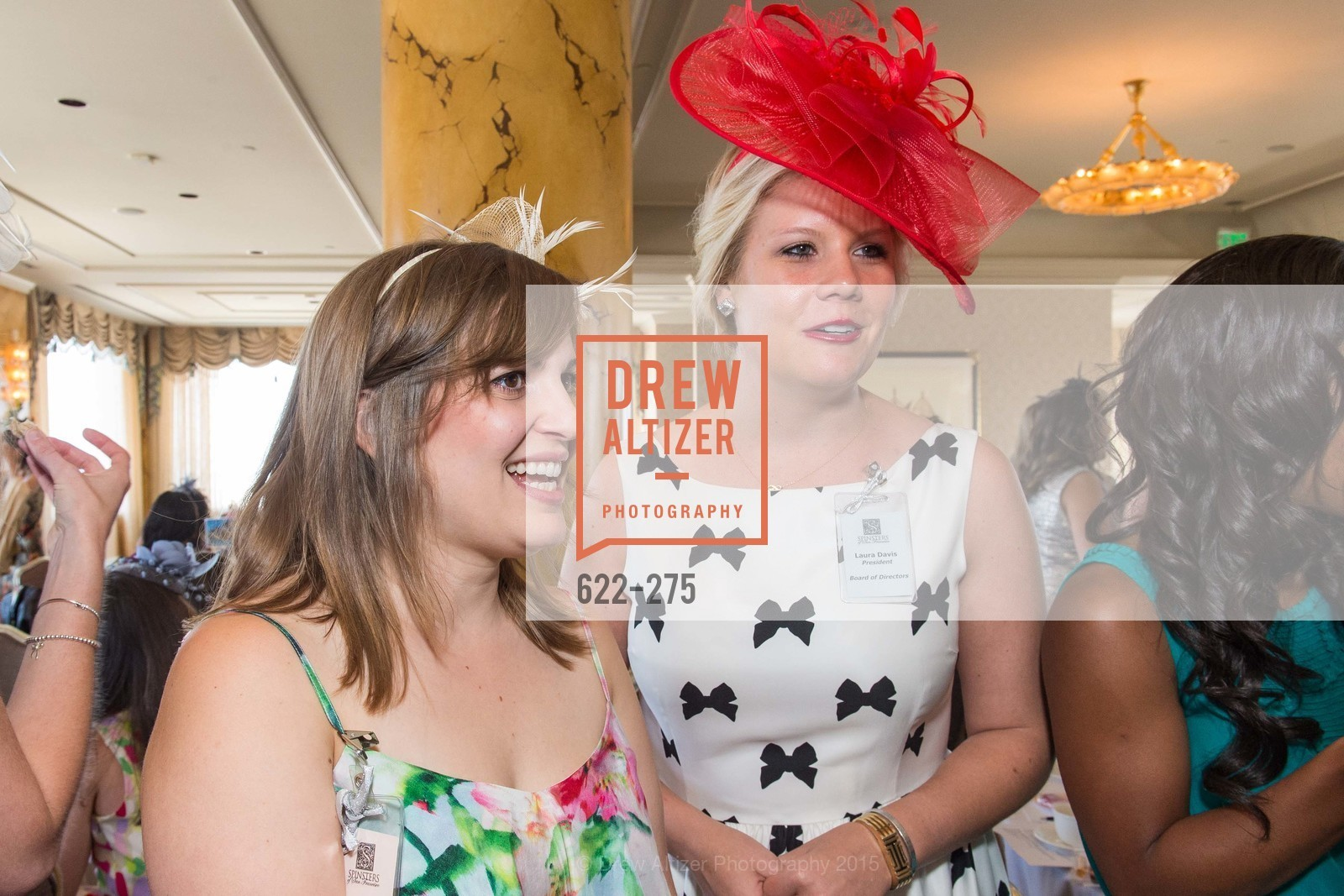 Jonna Constantie, Laura Davis, Spinsters of San Francisco New Member Tea 2015, The Fairmont Hotel, Crown Room. 950 Mason Street, August 30th, 2015,Drew Altizer, Drew Altizer Photography, full-service agency, private events, San Francisco photographer, photographer california