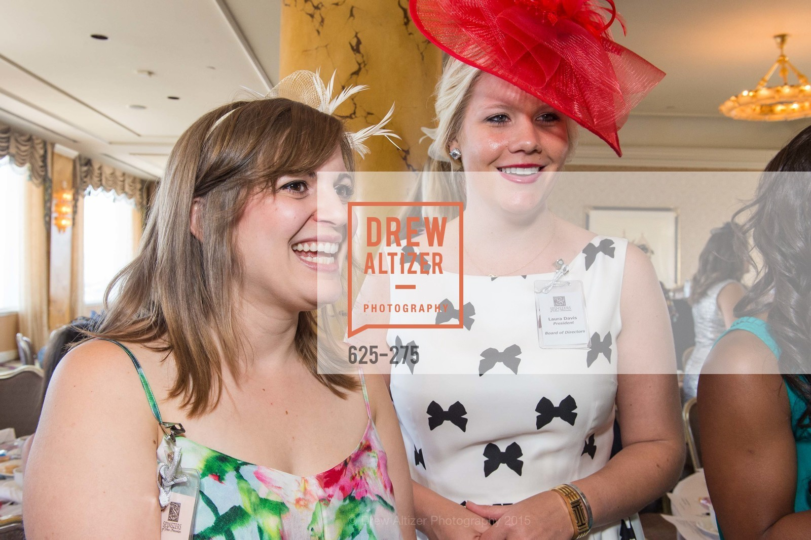 Jonna Constantie, Laura Davis, Spinsters of San Francisco New Member Tea 2015, The Fairmont Hotel, Crown Room. 950 Mason Street, August 30th, 2015,Drew Altizer, Drew Altizer Photography, full-service event agency, private events, San Francisco photographer, photographer California