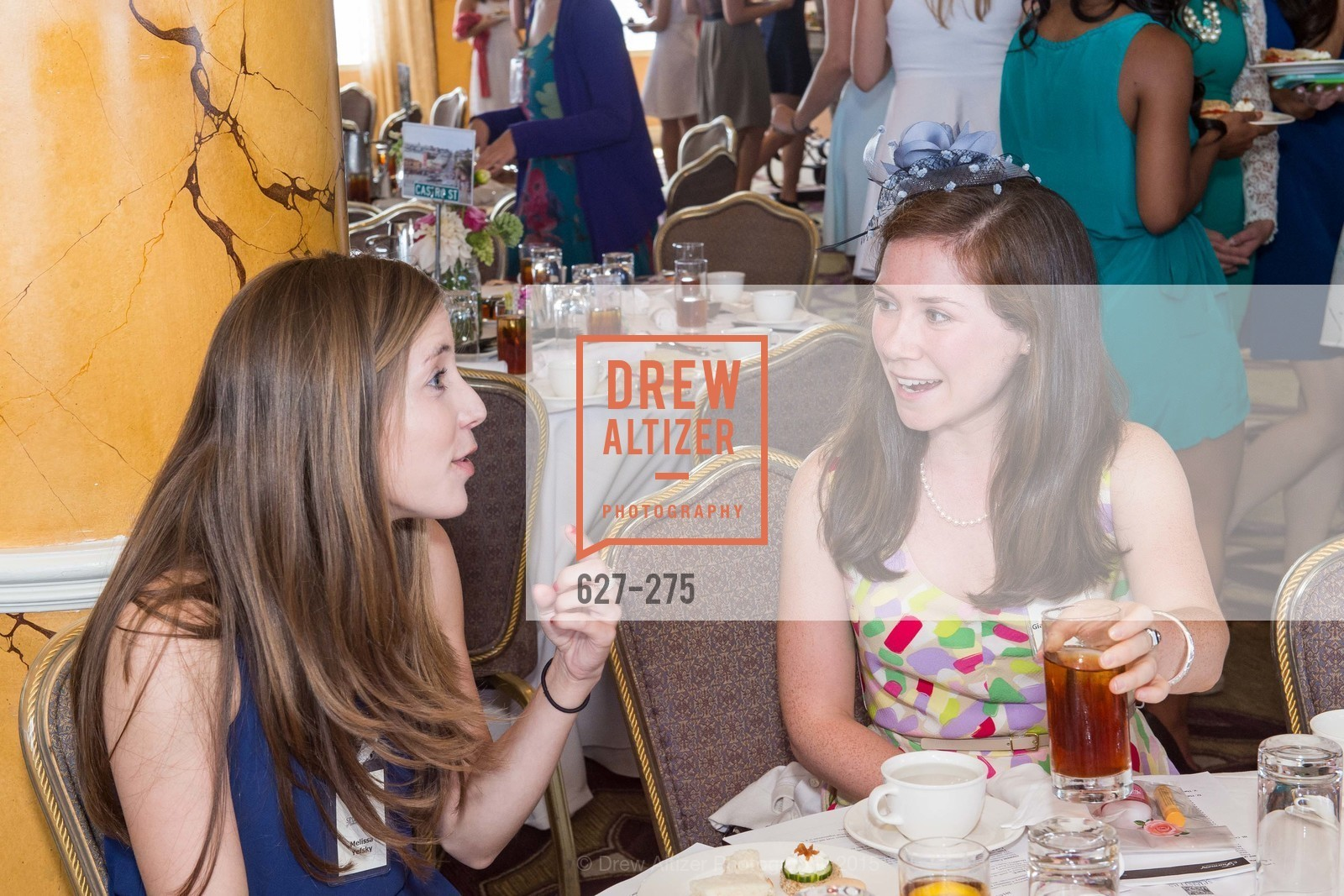 Melissa Yefsky, Spinsters of San Francisco New Member Tea 2015, The Fairmont Hotel, Crown Room. 950 Mason Street, August 30th, 2015,Drew Altizer, Drew Altizer Photography, full-service agency, private events, San Francisco photographer, photographer california
