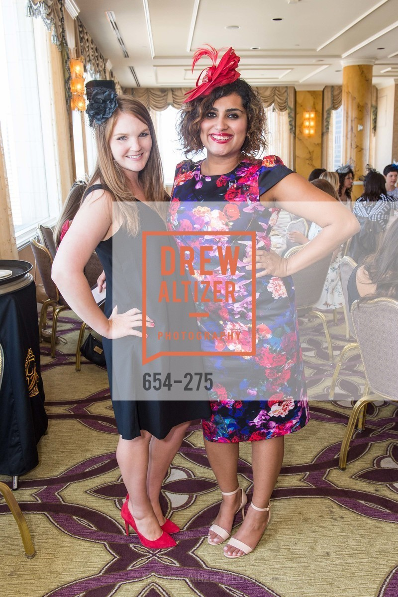 Jamie Lee Taylor, Teesta Kaur, Spinsters of San Francisco New Member Tea 2015, The Fairmont Hotel, Crown Room. 950 Mason Street, August 30th, 2015,Drew Altizer, Drew Altizer Photography, full-service agency, private events, San Francisco photographer, photographer california