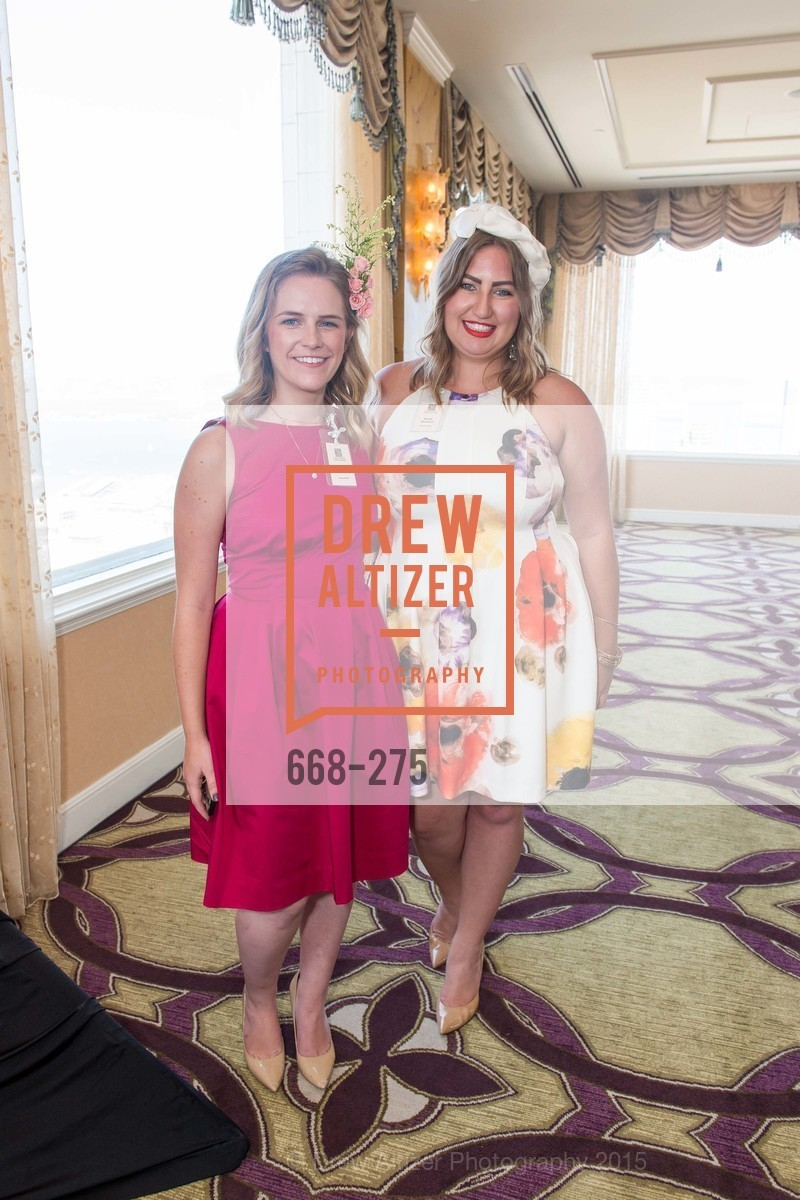 Beth Windheuer, Annie Benisch, Spinsters of San Francisco New Member Tea 2015, The Fairmont Hotel, Crown Room. 950 Mason Street, August 30th, 2015,Drew Altizer, Drew Altizer Photography, full-service agency, private events, San Francisco photographer, photographer california