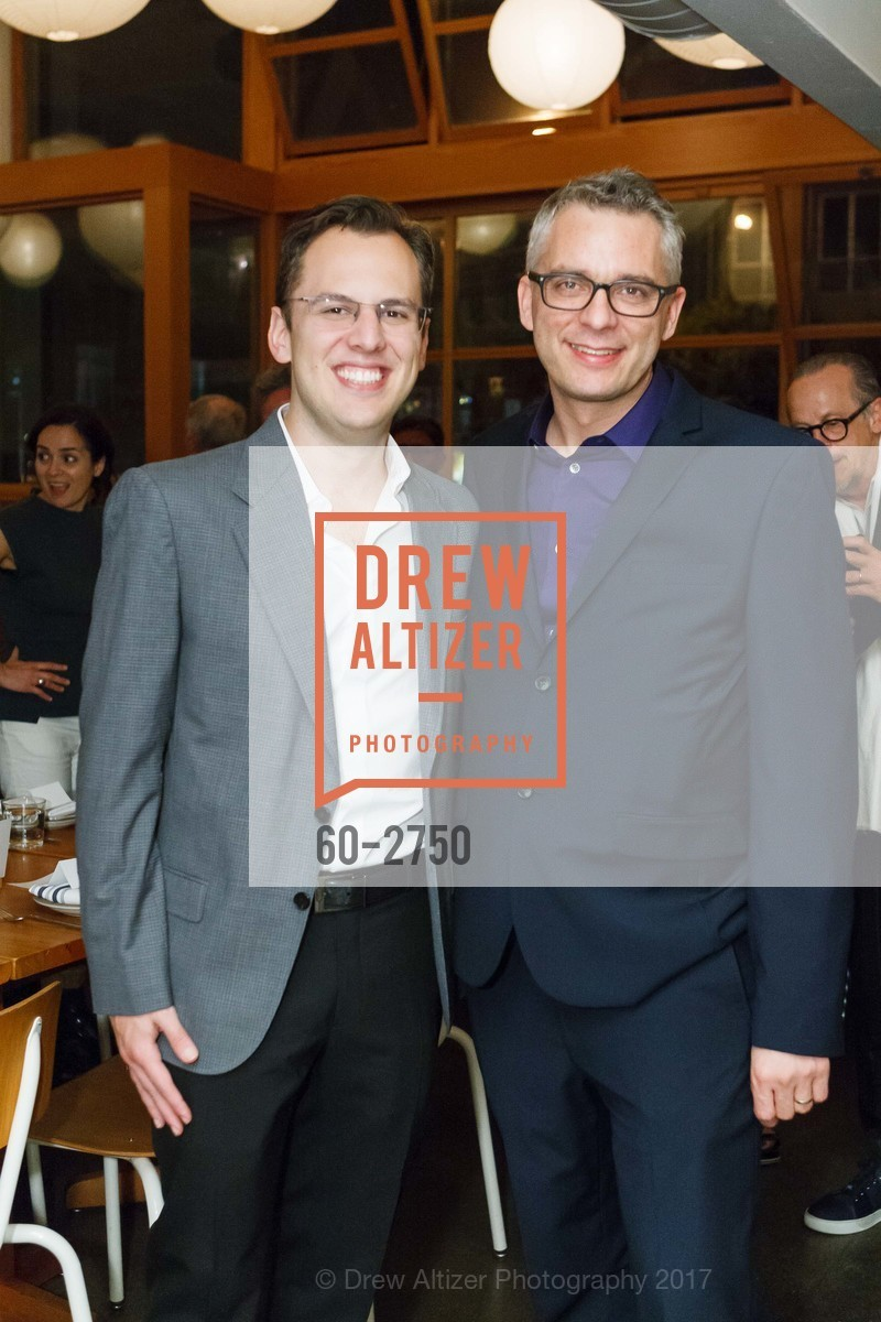 Mike Krieger, Anthony Huberman, Photo #60-2750