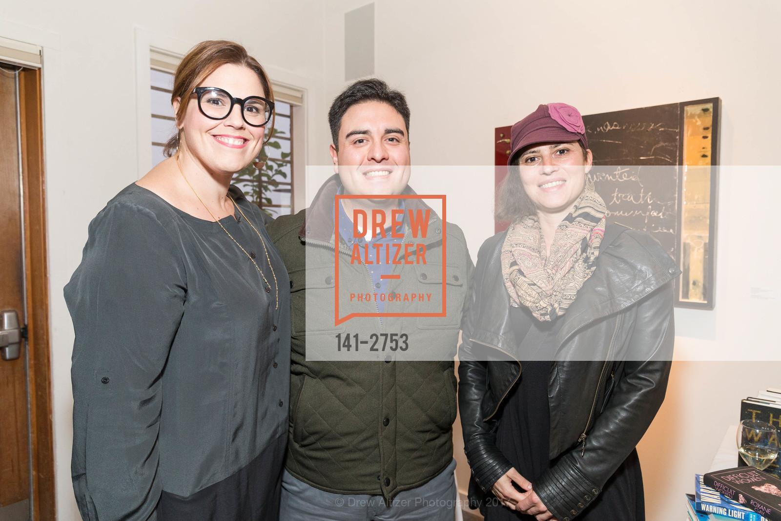 Beth Feotwood, Justin Daza, Jackie Peters, Photo #141-2753