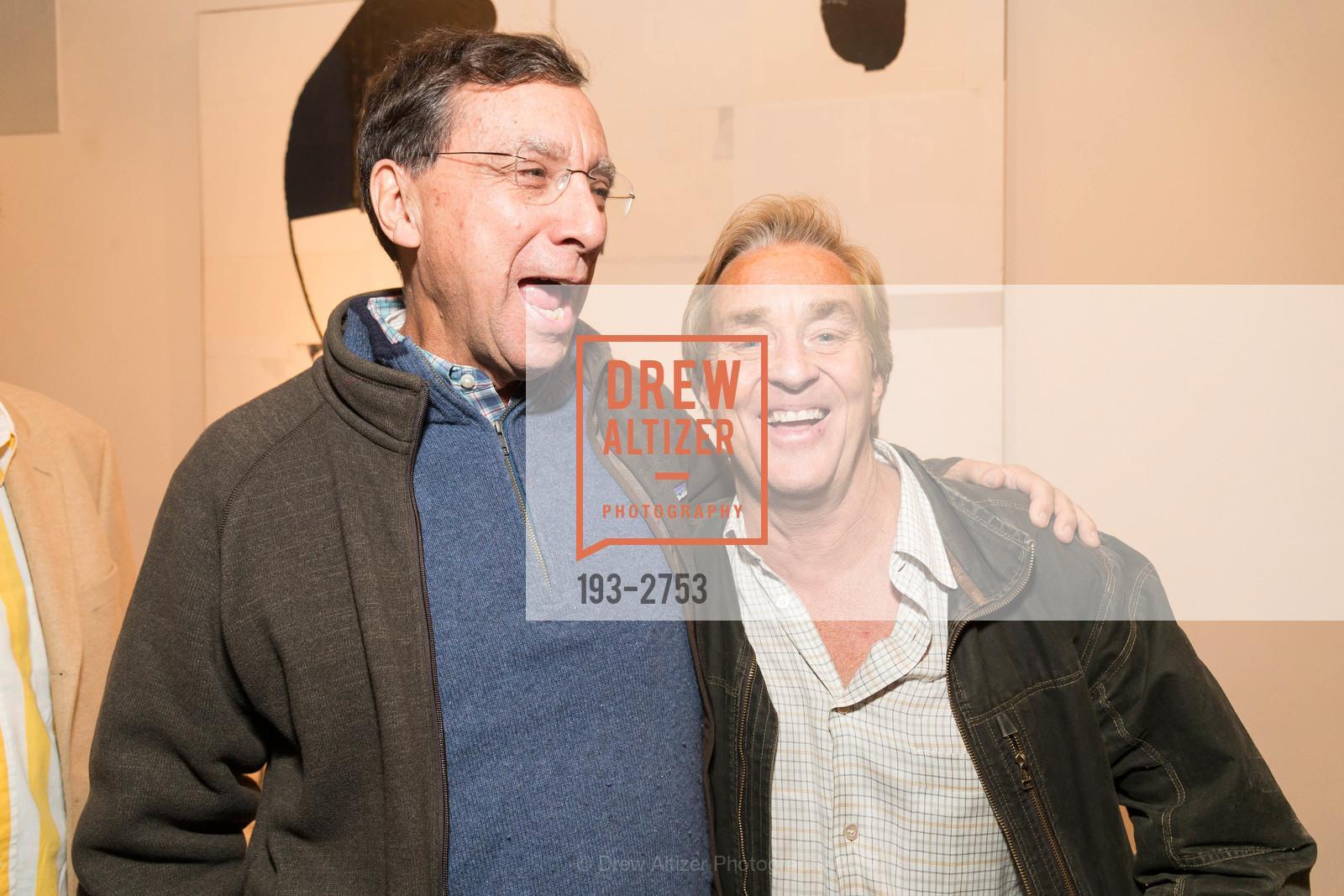 John Markoff, Jim Steyer, Photo #193-2753