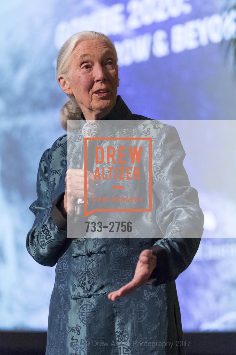 Jane Goodall, Photo #733-2756