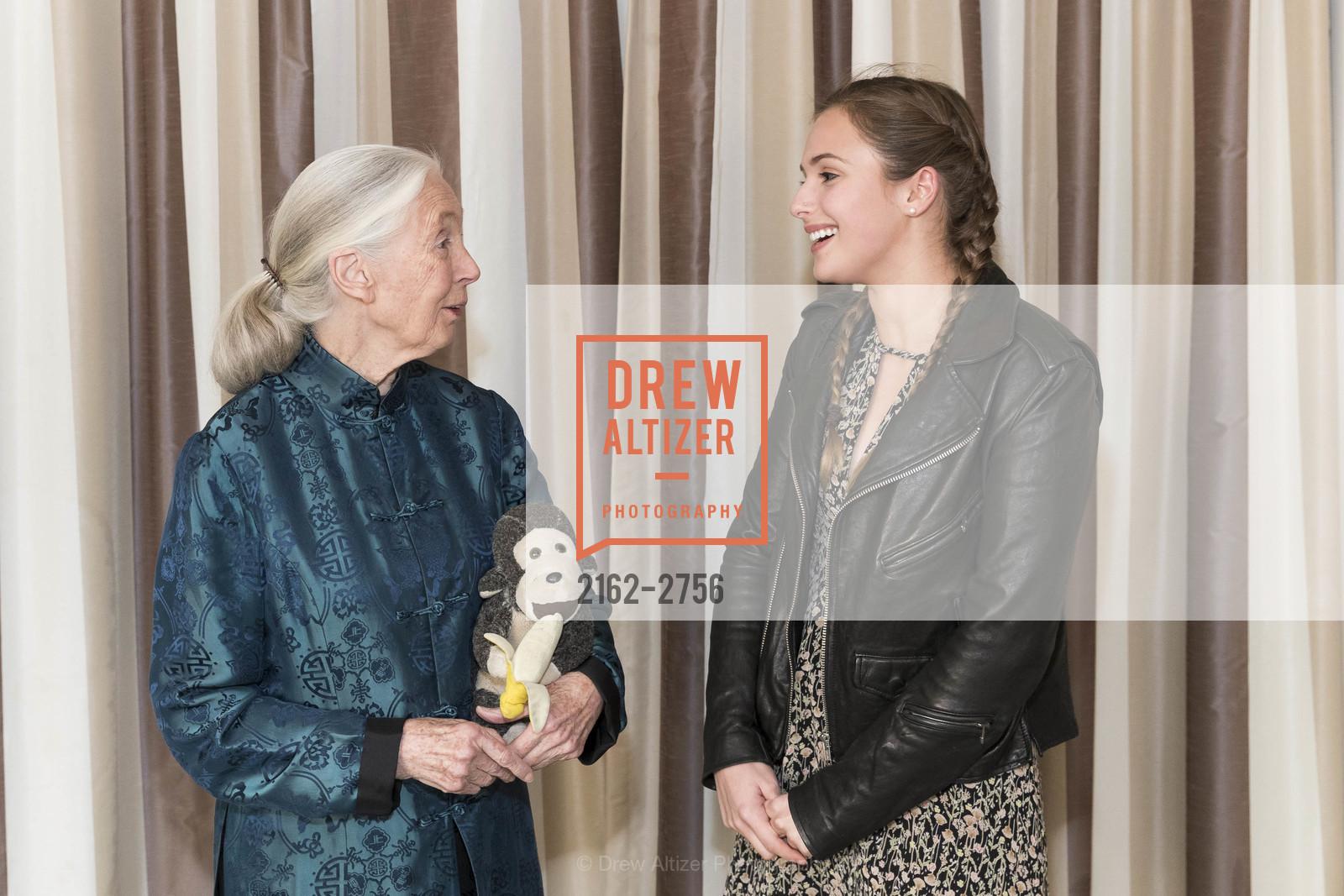 Jane Goodall, Lianna Nixon, Photo #2162-2756