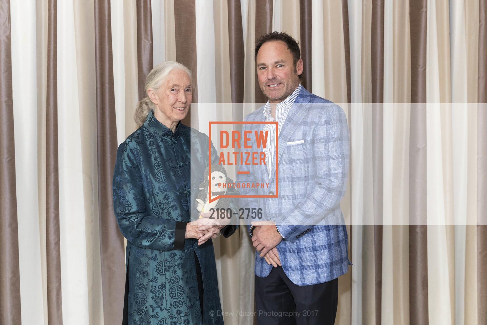Jane Goodall, Eric Nixon, Photo #2180-2756