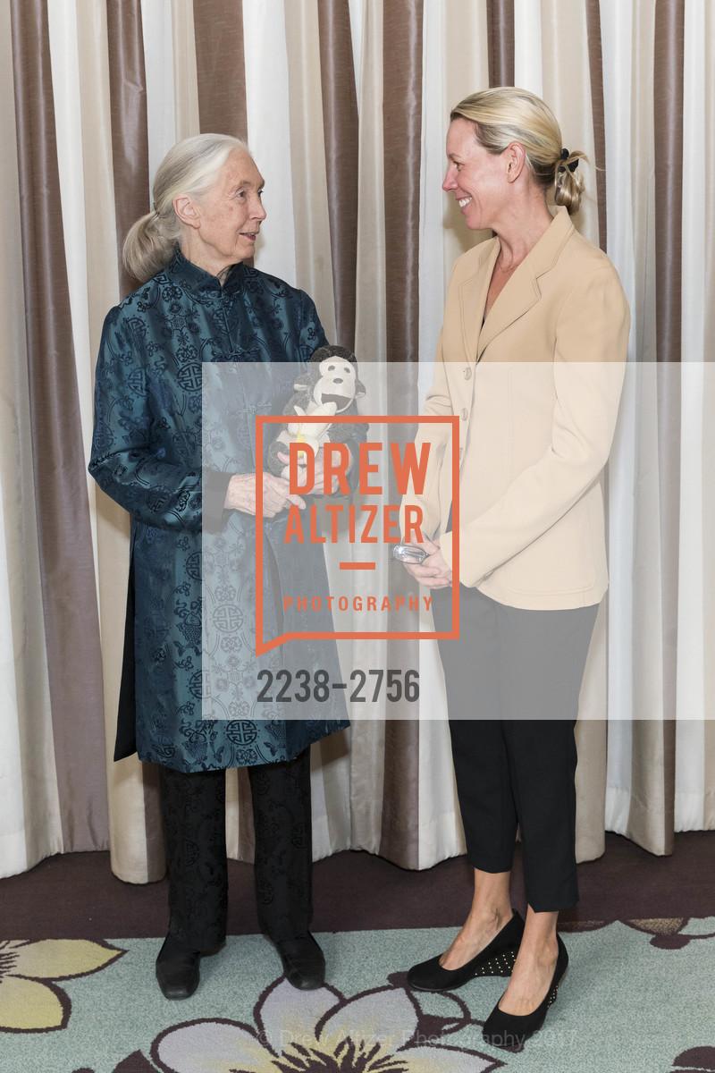 Jane Goodall, Susie Moloney, Photo #2238-2756