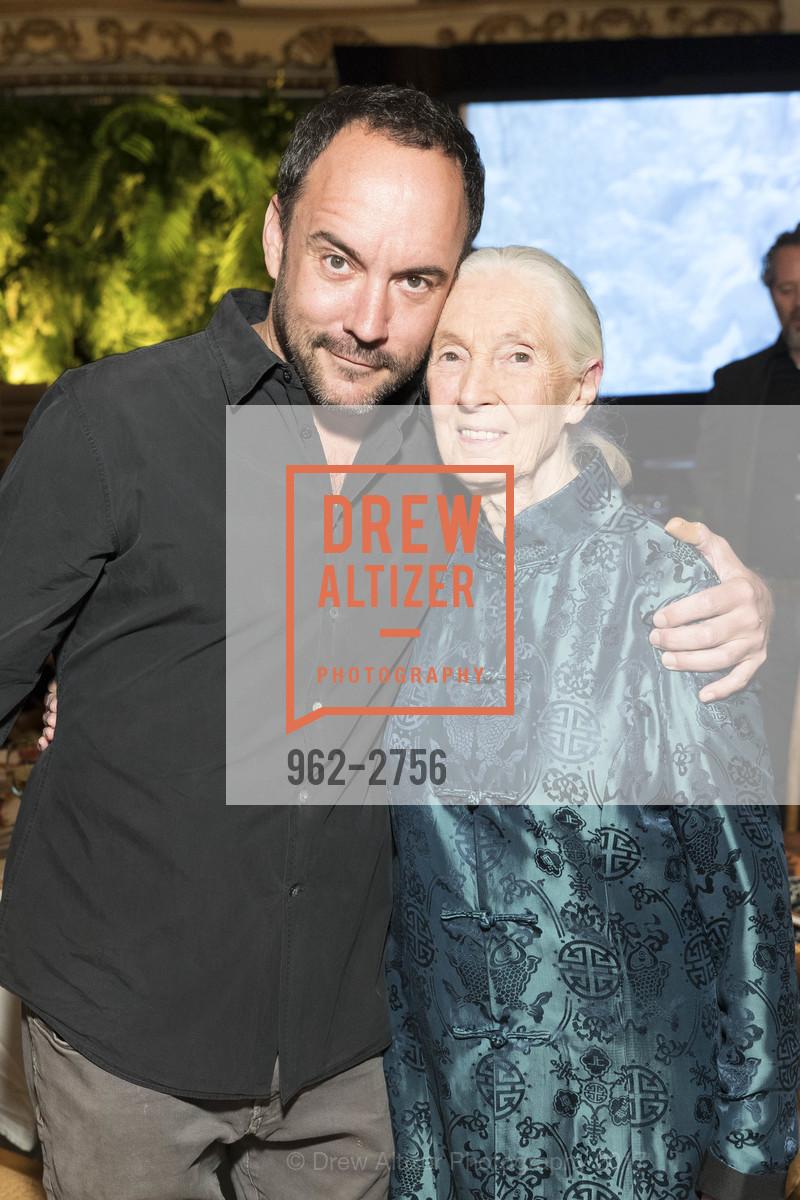 Dave Matthews, Jane Goodall, Photo #962-2756