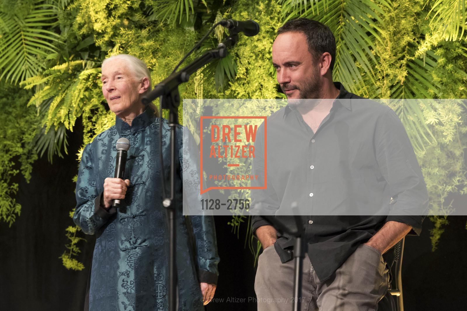 Jane Goodall, Dave Matthews, Photo #1128-2756