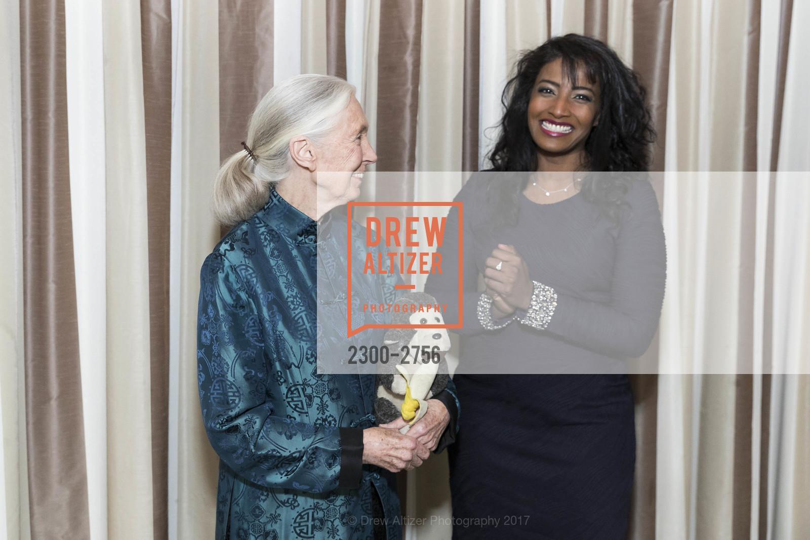 Jane Goodall, Rio Dluzak, Photo #2300-2756