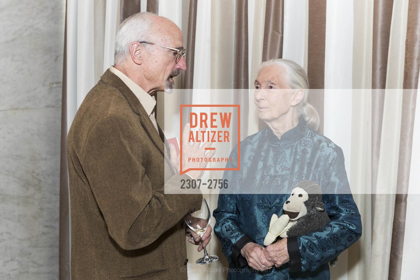 Todd Oppenheimer, Jane Goodall, Photo #2307-2756