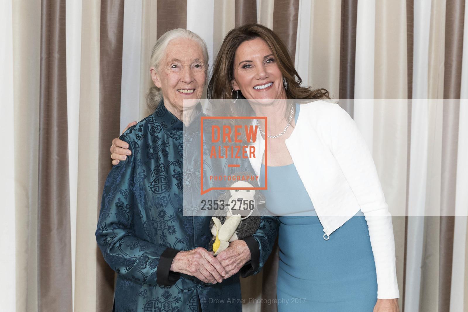 Jane Goodall, Shannon Wong, Photo #2353-2756