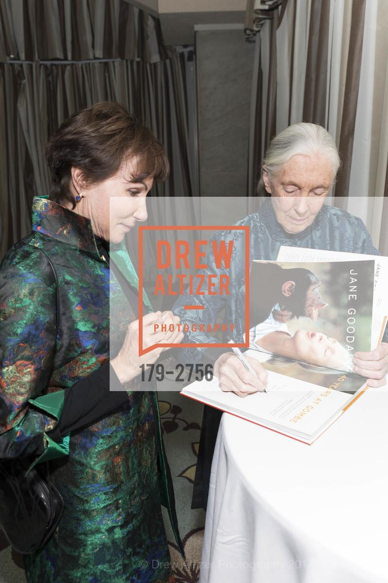 Jan Richardson, Jane Goodall, Photo #179-2756
