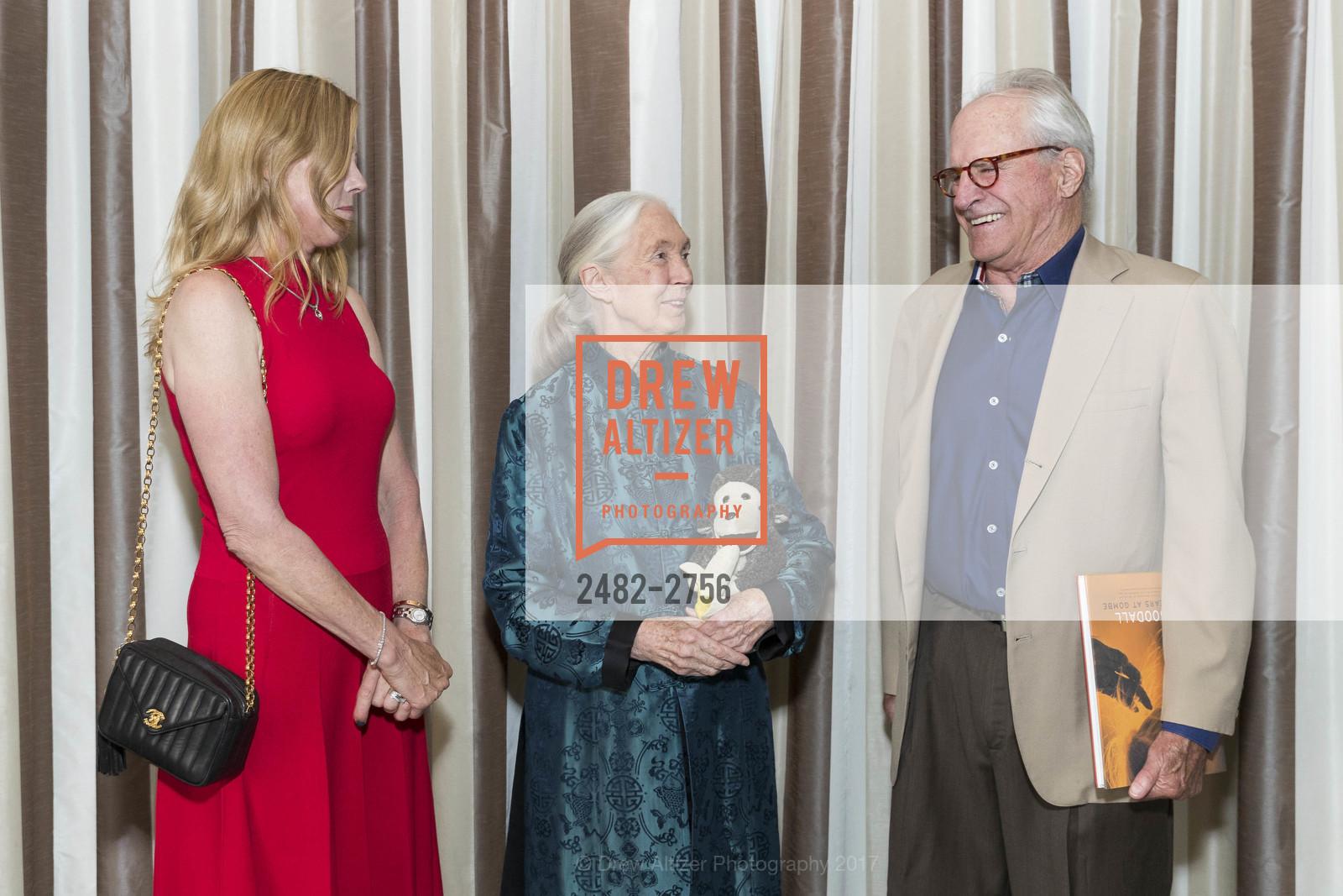 Kristy Saltonstall, Jane Goodall, Tim Saltonstall, Photo #2482-2756