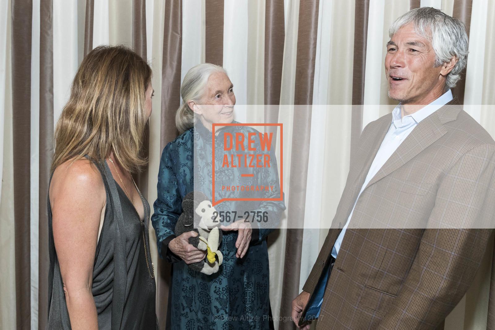 Kristin Coates, Jane Goodall, Morgan Guenther, Photo #2567-2756
