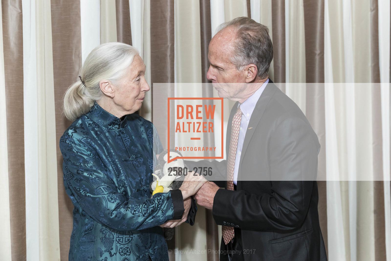 Jane Goodall, Vance Martin, Photo #2580-2756