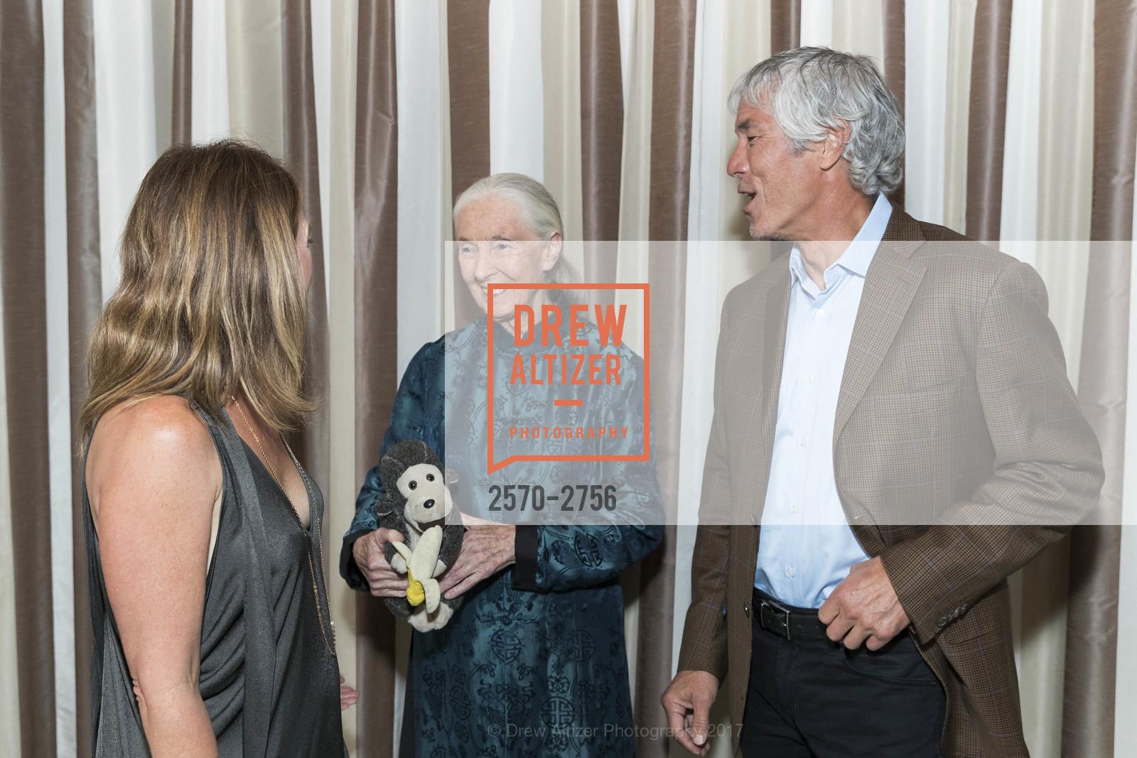 Kristin Coates, Jane Goodall, Morgan Guenther, Photo #2570-2756