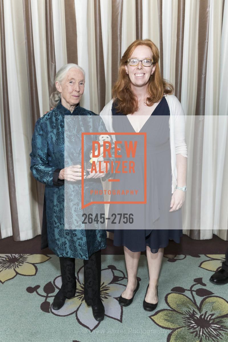Jane Goodall, Becca Stievater, Photo #2645-2756