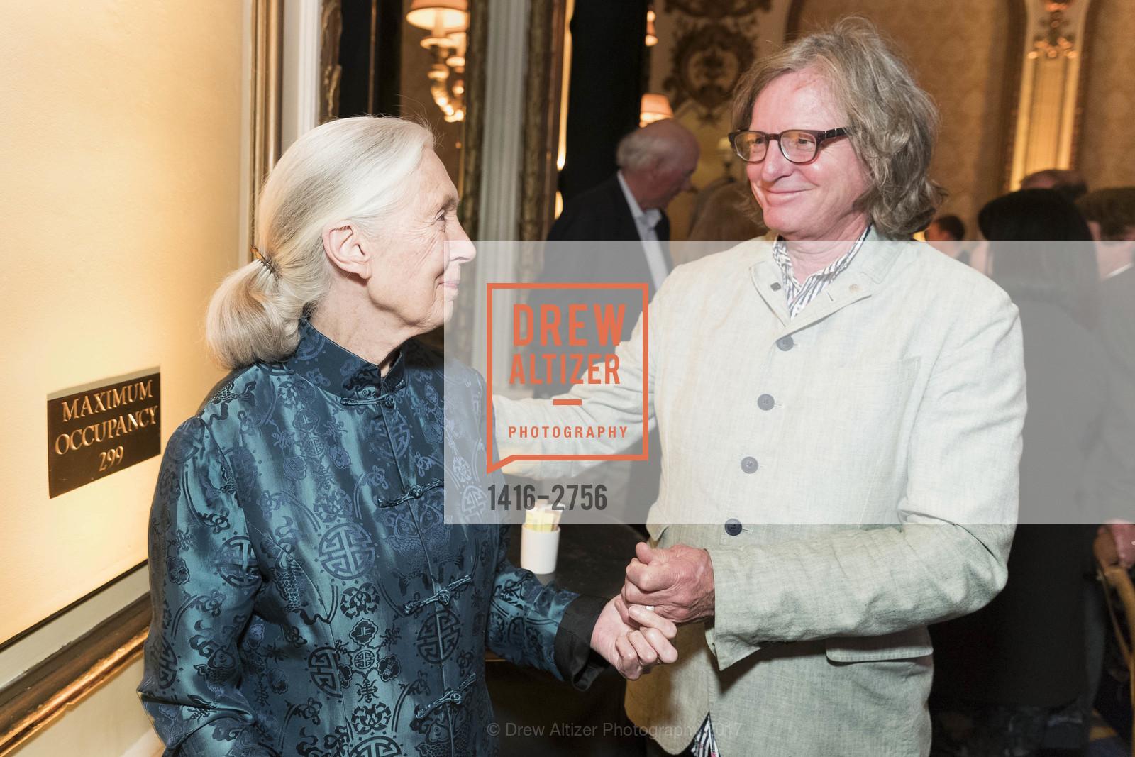 Jane Goodall, Photo #1416-2756