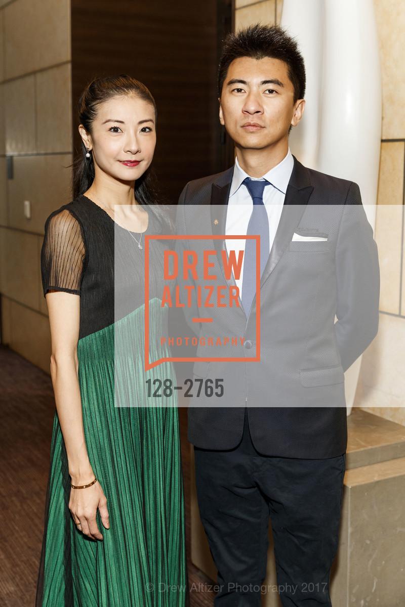 Yuan Yuan Tan, Thomas Liu, Photo #128-2765