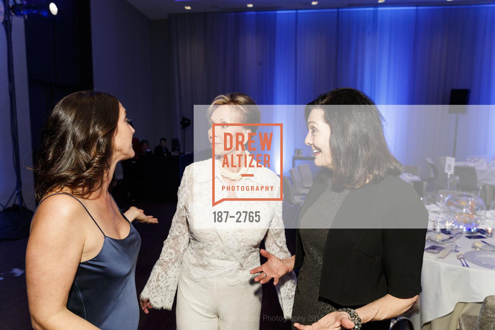Katherine Priore Ghannan, Sallie Huntting, Pamela Culp, Photo #187-2765