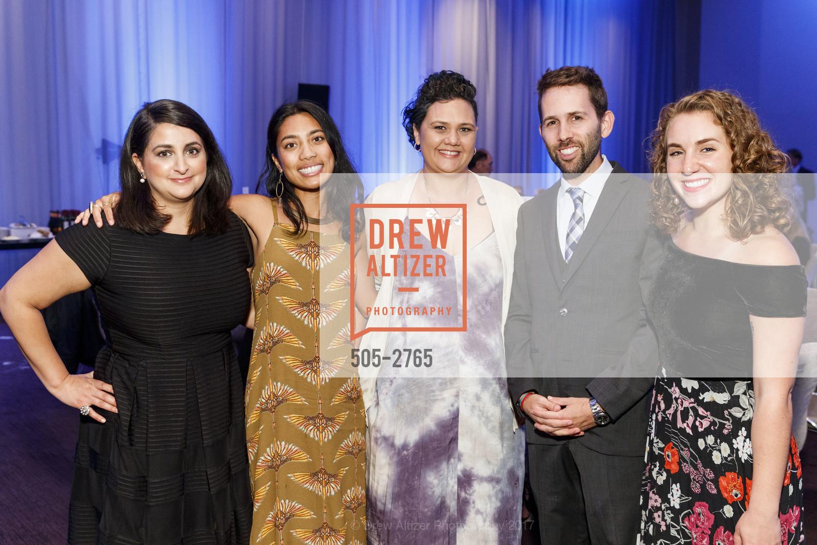 Shyla Batliwalla, Ally Subrahsanyan, Mylea Joe, Adam Moscowits, Sandy Rosenthal, Photo #505-2765