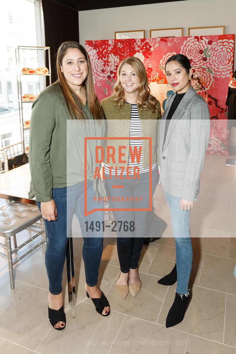 Lauren Mizrahi, Brooke Sanders, Therese Jacinto, Photo #1491-2768