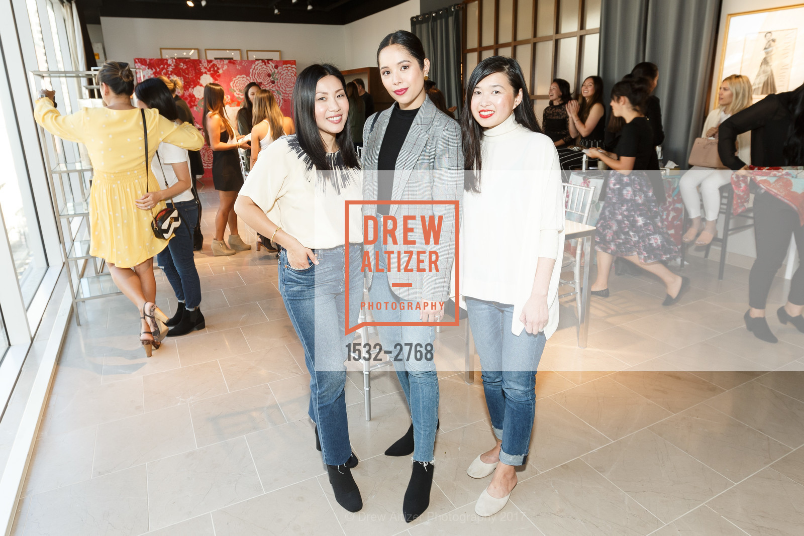 Jeanne Chan, Therese Jacinto, Becky Chan, Photo #1532-2768