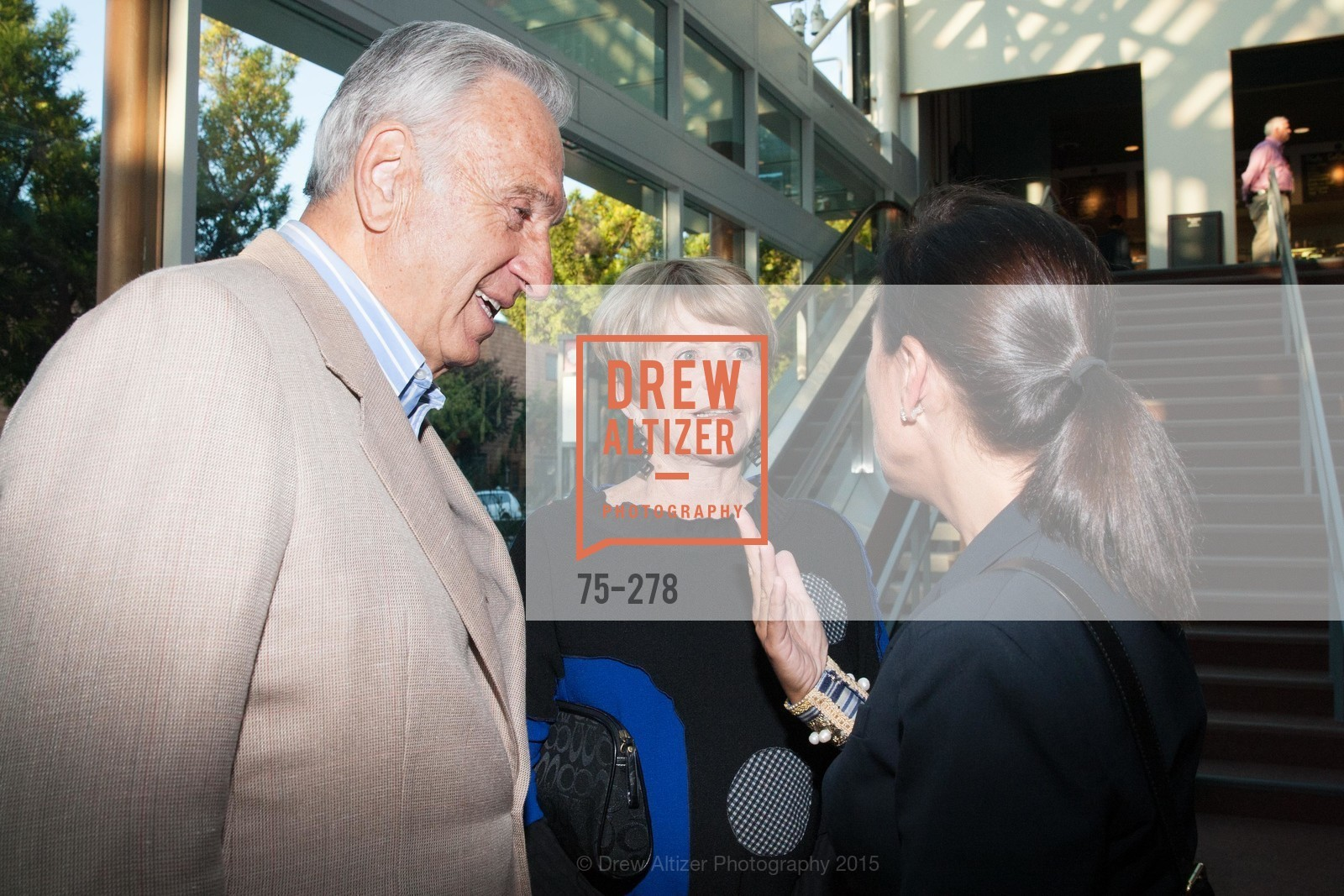 Art Agnos, Sherry Agnos, San Francisco 2.0 Premiere, Sundance Kabuki Cinema, September 3rd, 2015,Drew Altizer, Drew Altizer Photography, full-service event agency, private events, San Francisco photographer, photographer California
