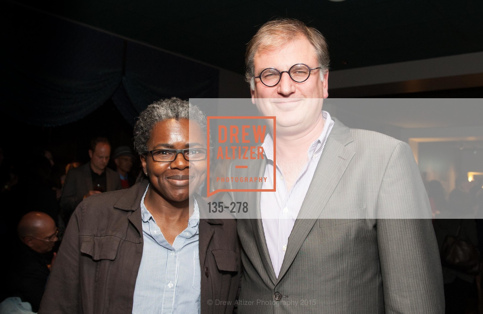 Tracy Chapman, Noah Cowan, San Francisco 2.0 Premiere, Sundance Kabuki Cinema, September 3rd, 2015,Drew Altizer, Drew Altizer Photography, full-service agency, private events, San Francisco photographer, photographer california