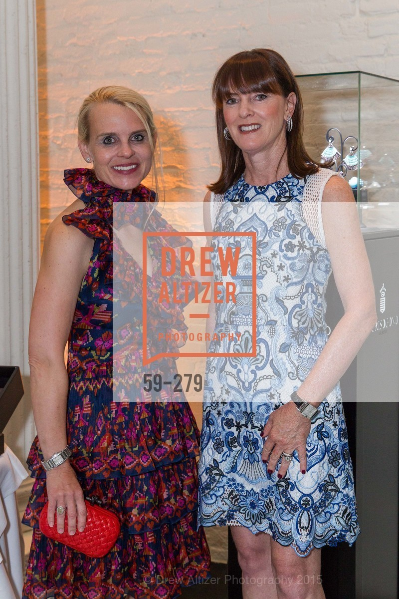 Jane Mudge, Allison Speer, De Grisogono Kicks off the Opera Opening, Villa Taverna, September 9th, 2015,Drew Altizer, Drew Altizer Photography, full-service agency, private events, San Francisco photographer, photographer california