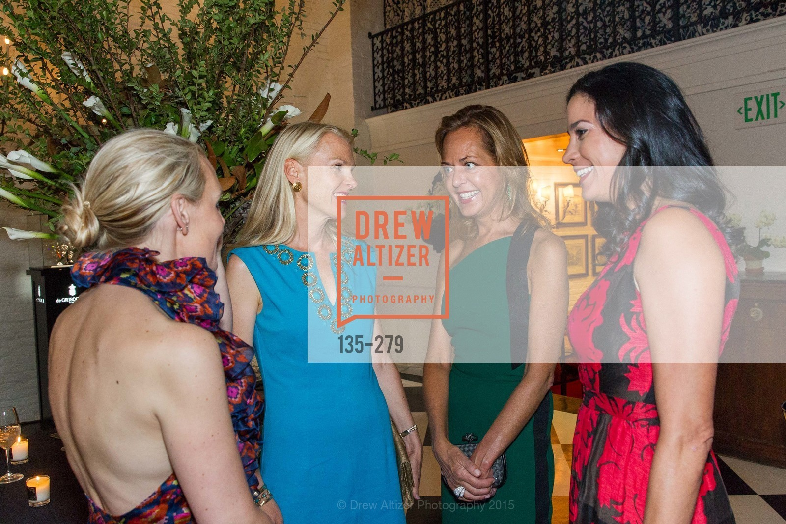 Linle Froeb, Charlot Malin, Donna Hoghooghi, De Grisogono Kicks off the Opera Opening, Villa Taverna, September 9th, 2015,Drew Altizer, Drew Altizer Photography, full-service agency, private events, San Francisco photographer, photographer california