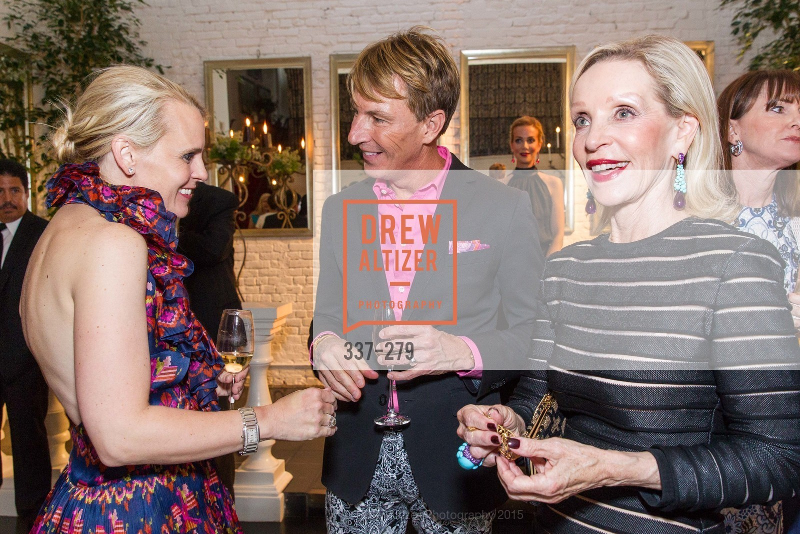 Jane Mudge, Jack Calhoun, Barbara Brown, De Grisogono Kicks off the Opera Opening, Villa Taverna, September 9th, 2015,Drew Altizer, Drew Altizer Photography, full-service agency, private events, San Francisco photographer, photographer california