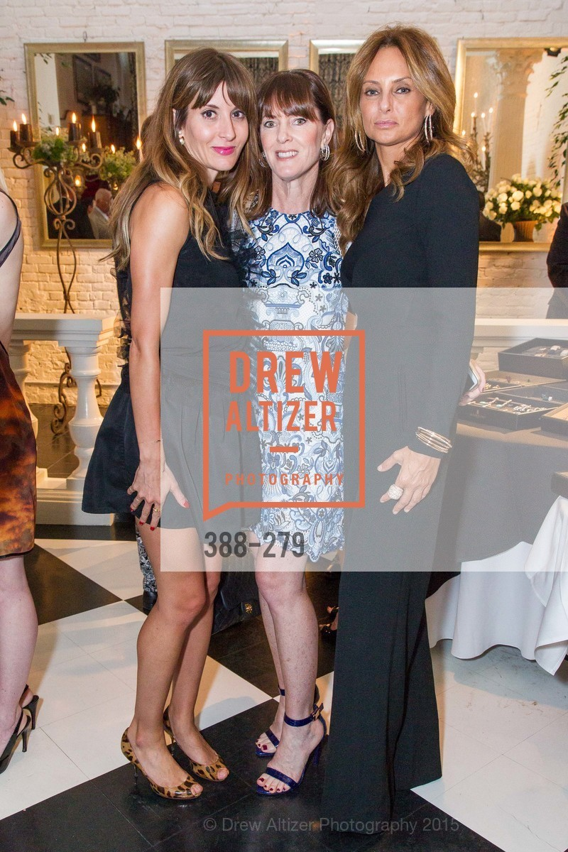 Mary Gonsalves Kinney, Allison Speer, Sabrina Baldieri, De Grisogono Kicks off the Opera Opening, Villa Taverna, September 9th, 2015,Drew Altizer, Drew Altizer Photography, full-service agency, private events, San Francisco photographer, photographer california