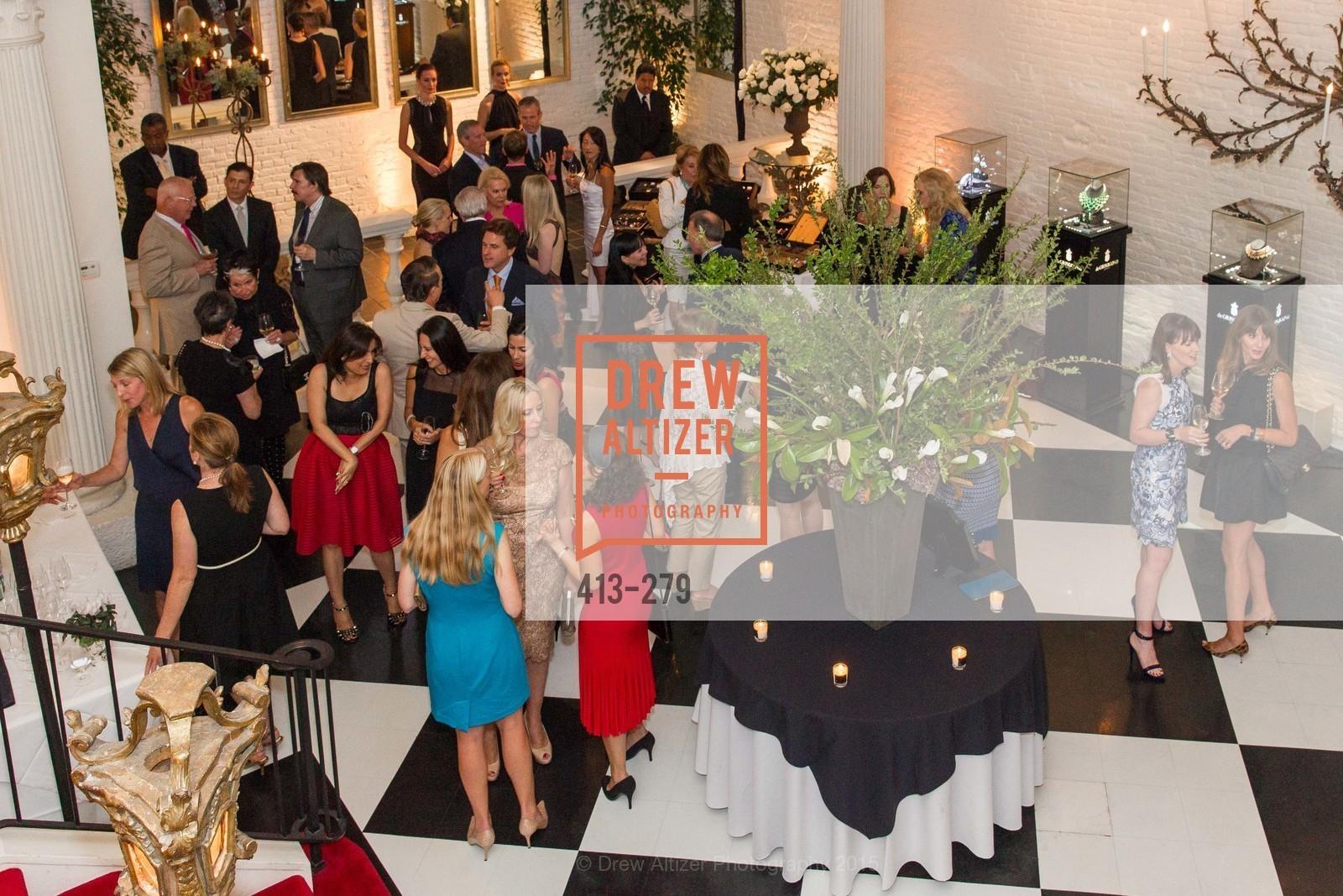 Atmosphere, De Grisogono Kicks off the Opera Opening, Villa Taverna, September 9th, 2015,Drew Altizer, Drew Altizer Photography, full-service agency, private events, San Francisco photographer, photographer california