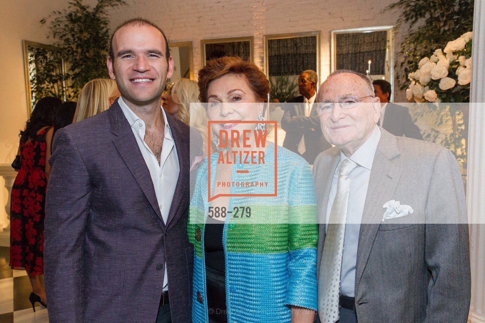 Michael Fabiano, Maria Manetti Shrem, Jan Shrem, De Grisogono Kicks off the Opera Opening, Villa Taverna, September 9th, 2015,Drew Altizer, Drew Altizer Photography, full-service event agency, private events, San Francisco photographer, photographer California