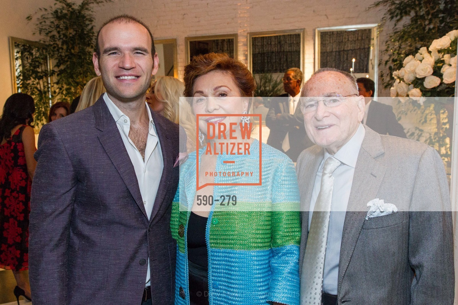 Michael Fabiano, Maria Manetti Shrem, Jan Shrem, De Grisogono Kicks off the Opera Opening, Villa Taverna, September 9th, 2015,Drew Altizer, Drew Altizer Photography, full-service agency, private events, San Francisco photographer, photographer california
