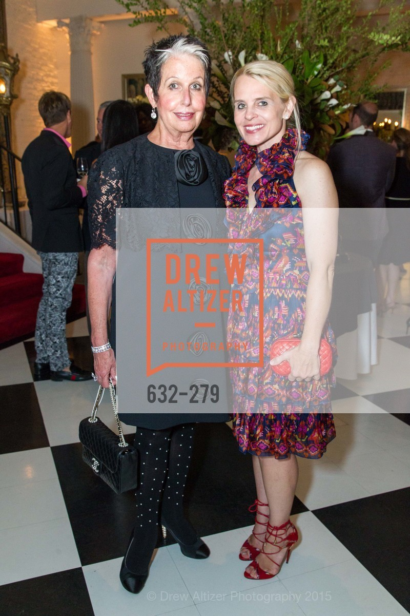Karen Kubin, Jane Mudge, De Grisogono Kicks off the Opera Opening, Villa Taverna, September 9th, 2015,Drew Altizer, Drew Altizer Photography, full-service agency, private events, San Francisco photographer, photographer california