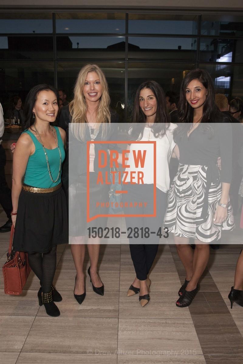 Judy Zhu, Liz Whitman, Danielle Yokell, Katina Mountanos, Photo #150218-2818-43