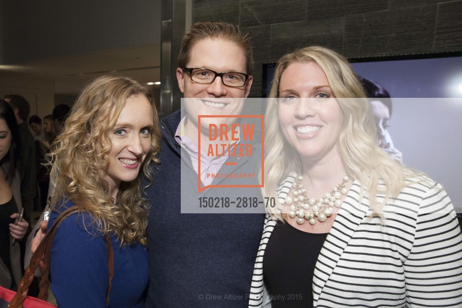 Carolyn Simons, Ian Simons, Jennifer Mooney, Photo #150218-2818-70