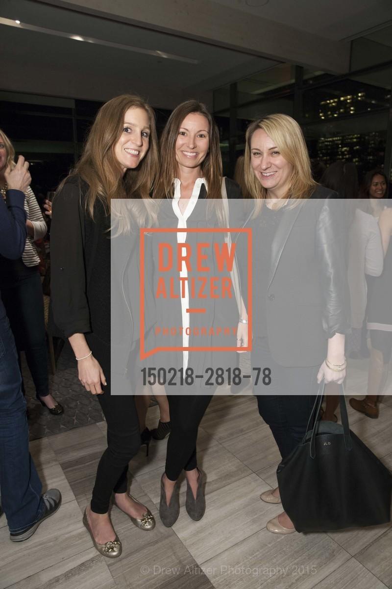 Bennett Engelhart, Chelsea Regan, Jessica O'Leary, Photo #150218-2818-78