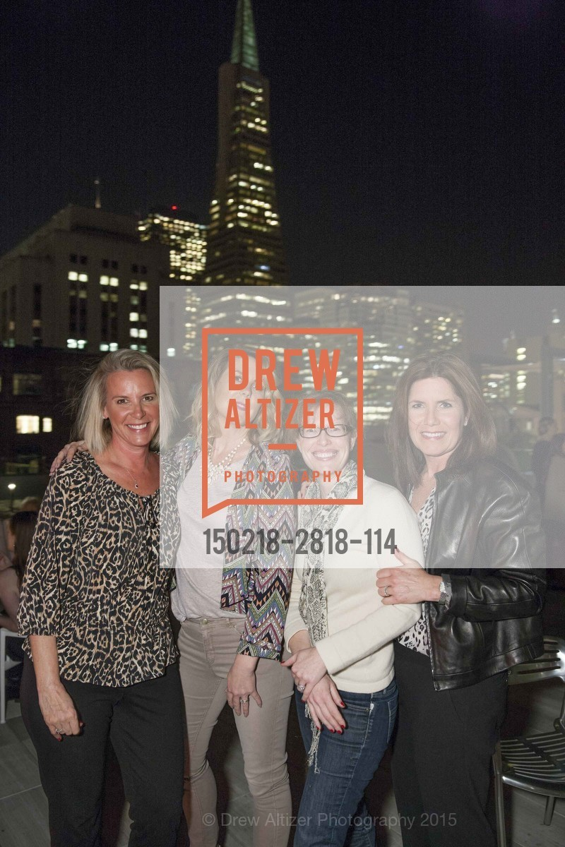 Jen Mahoney, Caroline Williams, Kendra Robins, Sheila Flanagan, Photo #150218-2818-114